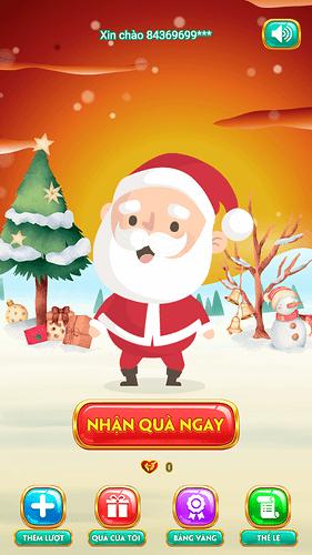 Viettel Mini game Giáng sinh