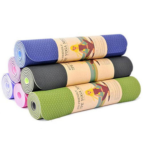 Thảm Tập YoGa miDoctor + Bao Thảm Tập Yoga + Dây Thảm Tập Yoga