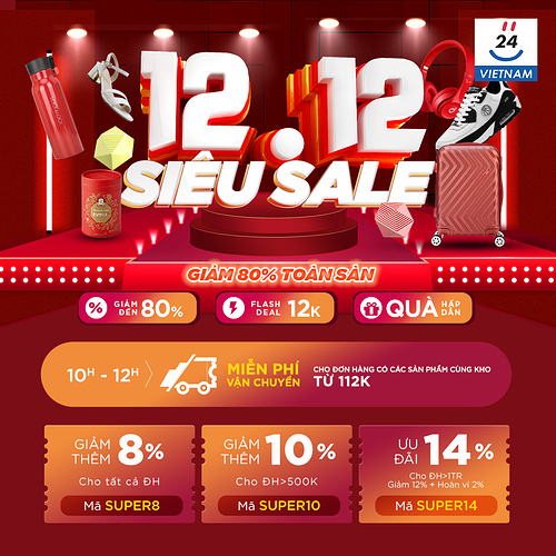 YES24 - 12.12 SUPER SALE