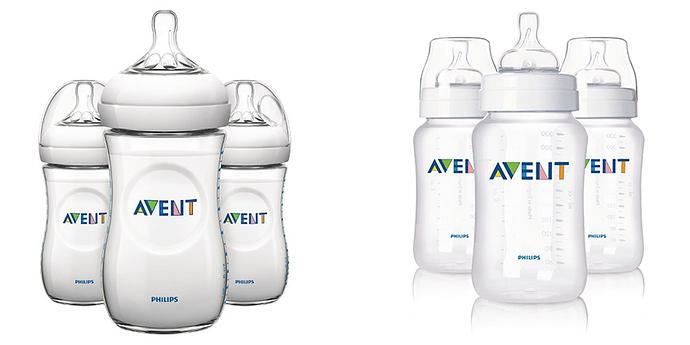 Bình sữa Avent Philips Natural