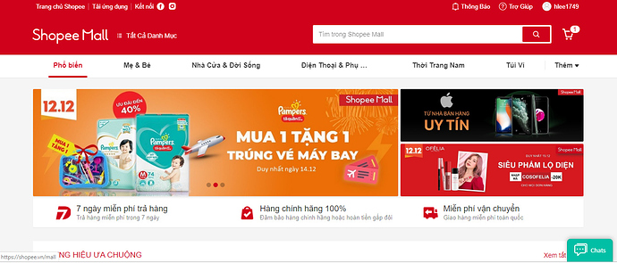 Giao diện Shopee Mall.PNG