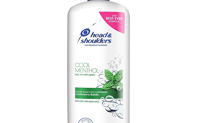 Dau Goi Head & Shoulders Bac Ha Mat Lanh