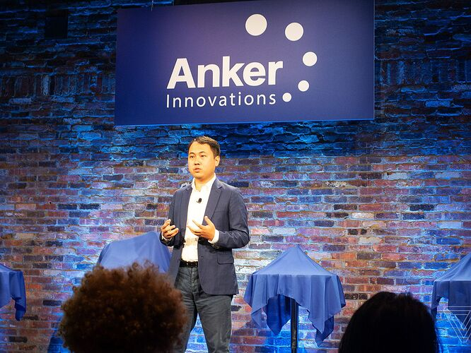 CEO Anker