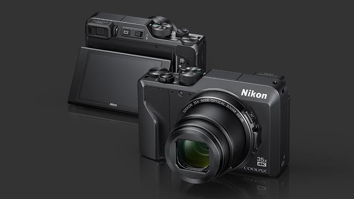 Máy ảnh du lịch Nikon