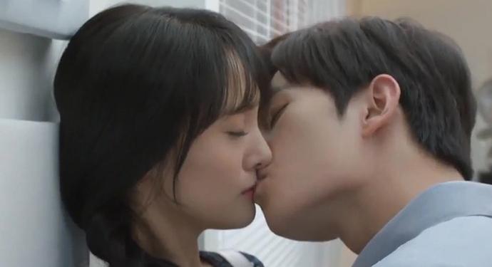 một nụ hôn ngọt ngào
