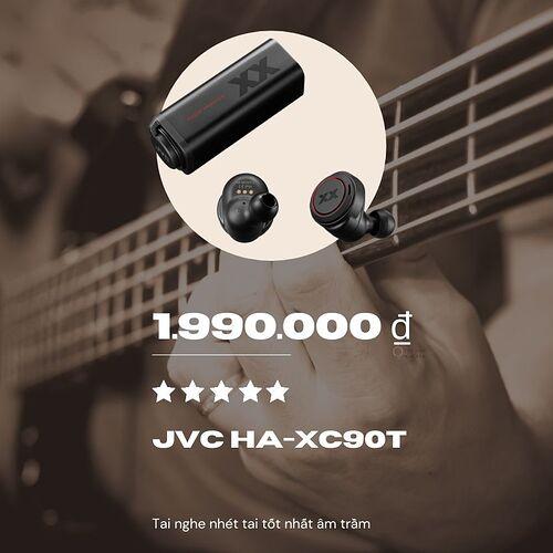 JVC HA-XC90T