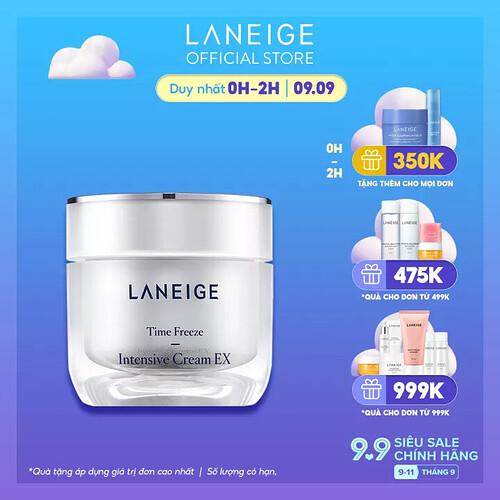 Time Freeze Intensive Cream EX Laneige
