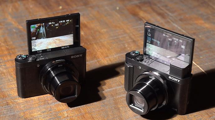 Máy ảnh Sony H/ HX/ W/ WX