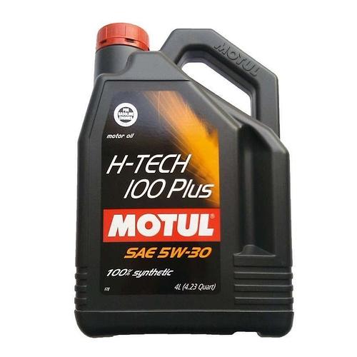 Nhớt Tổng Hợp Motul H-Tech 100 Plus