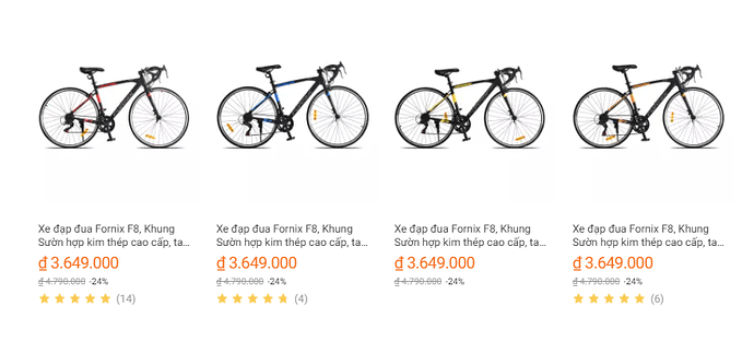 Xe đạp vananh