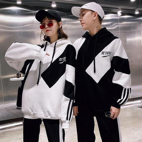 Áo hoodie cặp