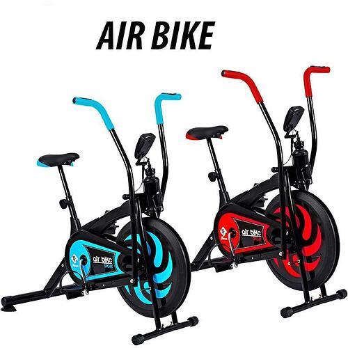 Xe tập thể dục Air Bike