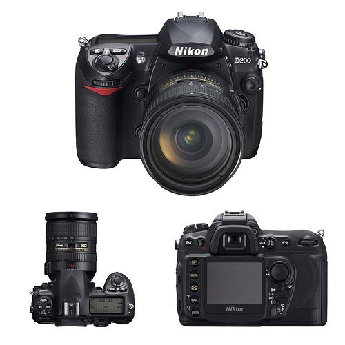 Máy ảnh DSLR Nikon