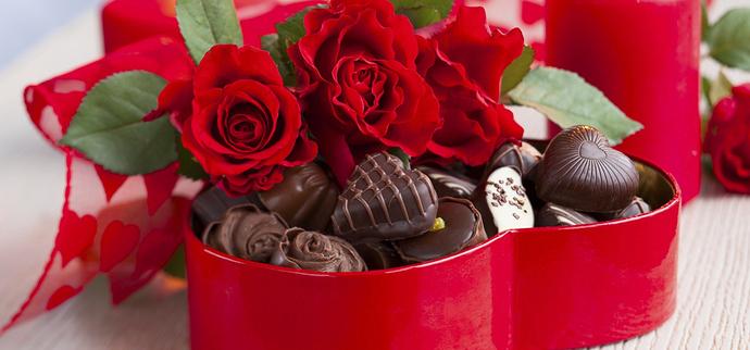 tặng socola dịp valentine cho chàng