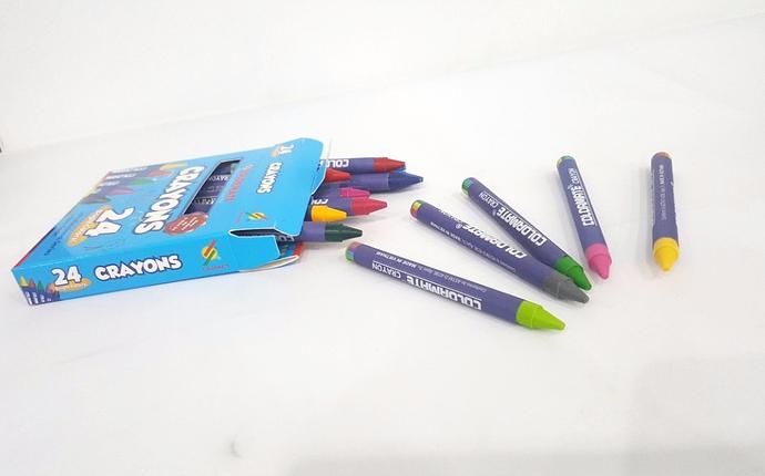 Bút sáp màu Colormate