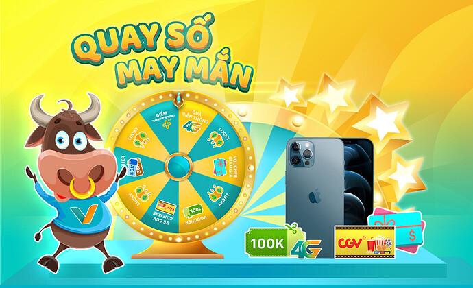 Viettel Mini game cơ hội nhận IPhone 12 Pro Max