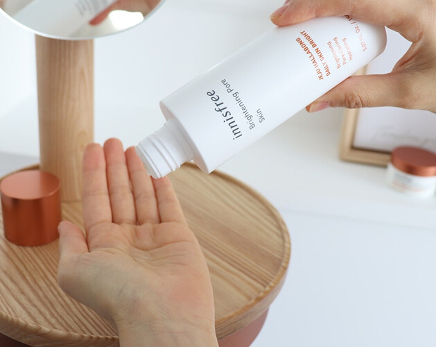 Innisfree Brightening Pore Skin