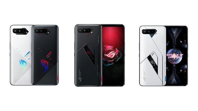 3 phiên bản Rog Phone 5