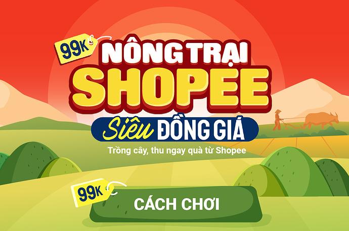 Nông Trại Shopee