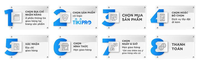 Hướng dẫn sử dụng Tiki Pro