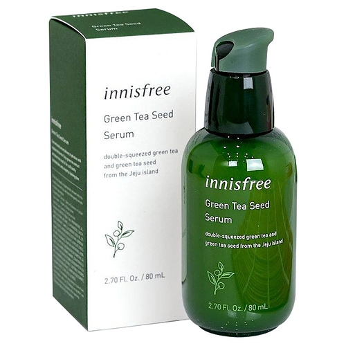 Kham-pha-bo-san-pham-Innisfree-Green-Tea-Seed-Serum-Special-danh-cho-da-dau-4