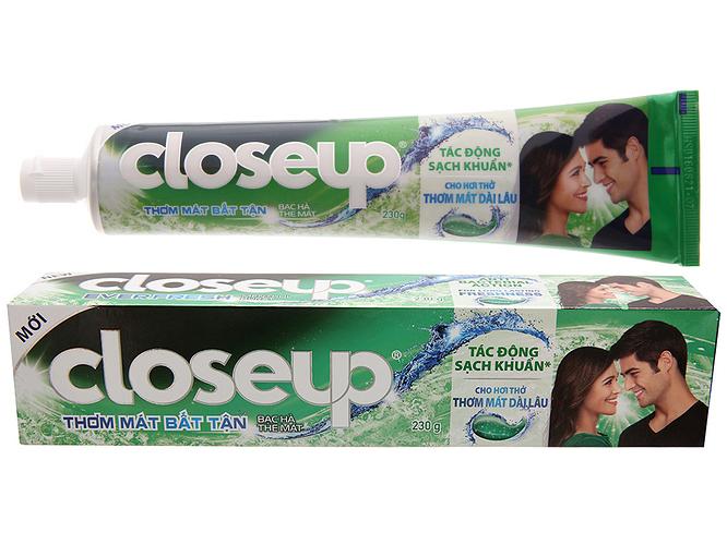 Kem đánh răng Close Up