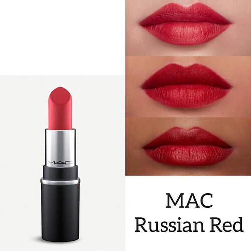 Mac Russian Red