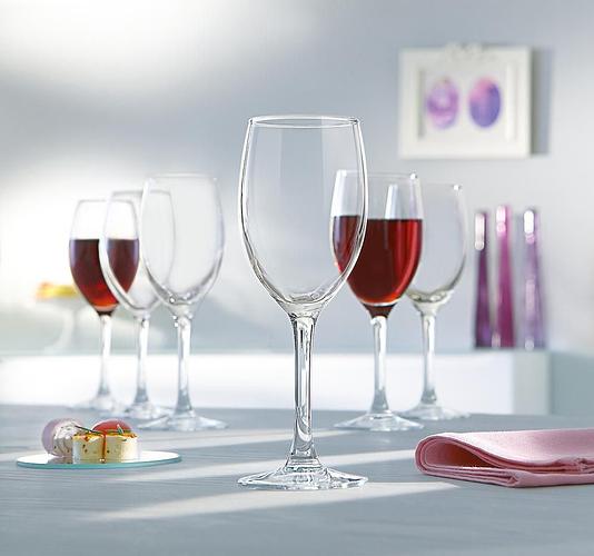 Ly uống rượu vang Luminarc