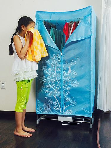 Tủ sấy quần áo