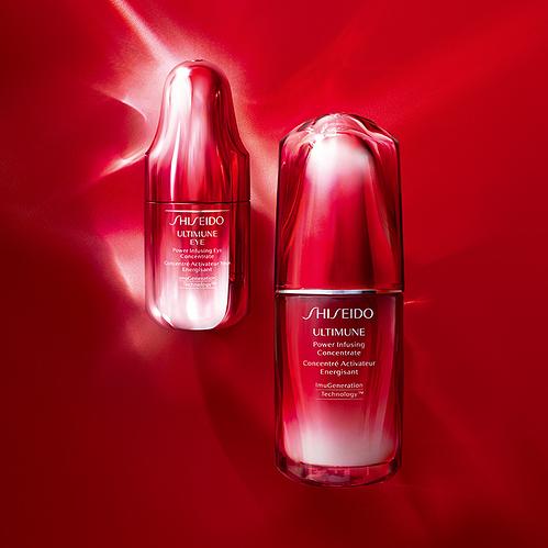 Kem dưỡng ẩm Shiseido Ultimune Power Infusing Concentrate