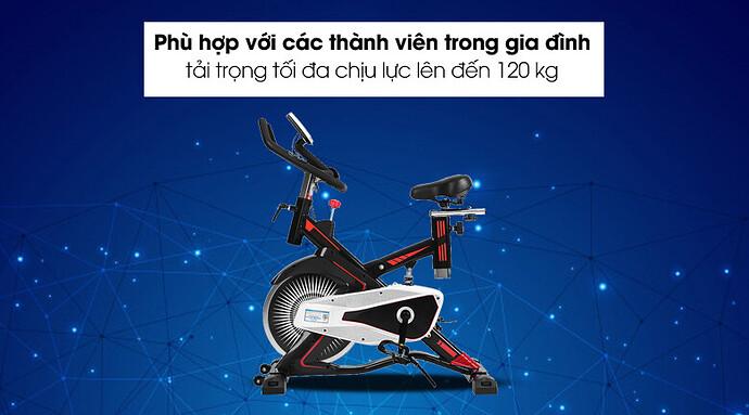 Xe tập thể dục Air Bike dành cho ai