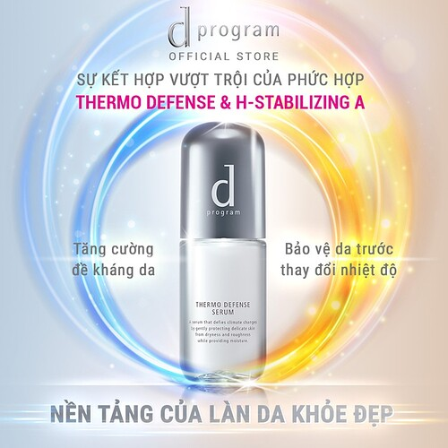 Serum D Program Thermo Defense