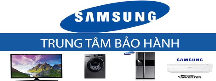 Trung tâm bảo hành máy lạnh Samsung