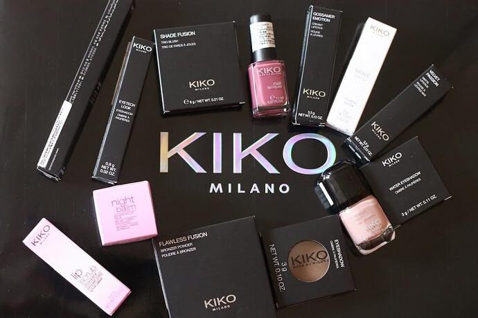 Kiko là một thương hiệu mỹ phẩm đình đám tại châu Âu có nguồn gốc từ Ý