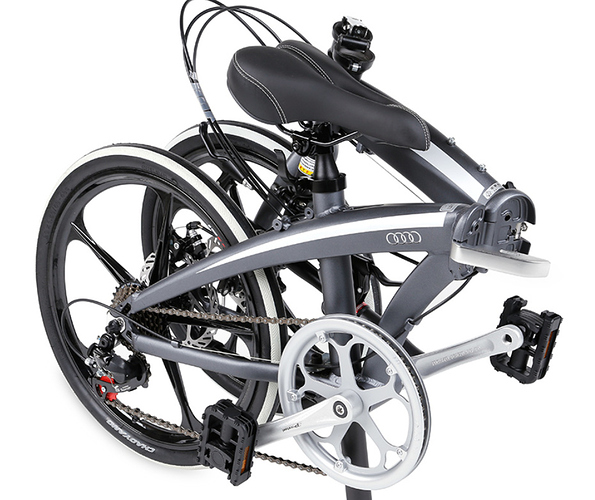 Xe đạp xếp gọn