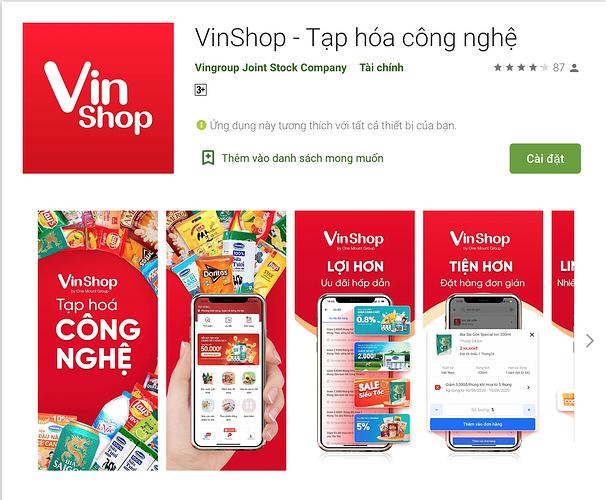 Vinshop là gì?