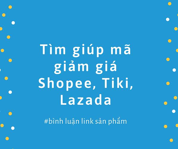 tim-ma-giam-gia-shopee-lazada-tiki