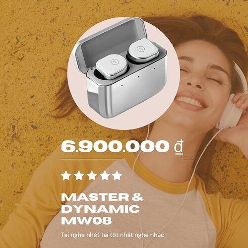 Master & Dynamic MW08
