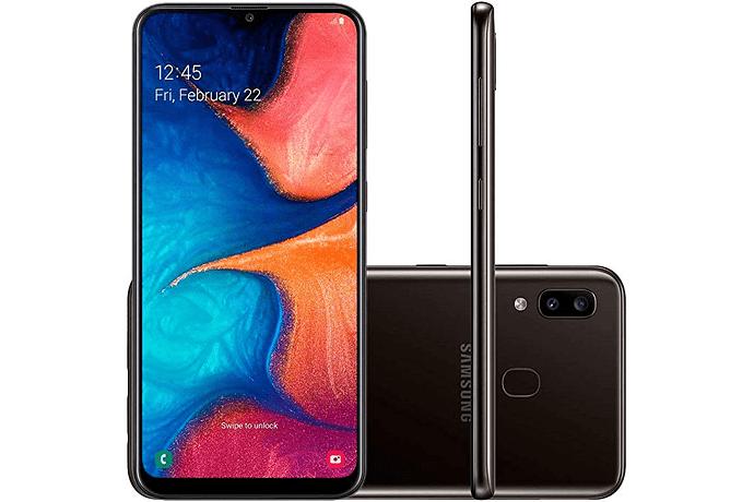 Best cheap smartphone for 2020 ( Samsung Galaxy A20)