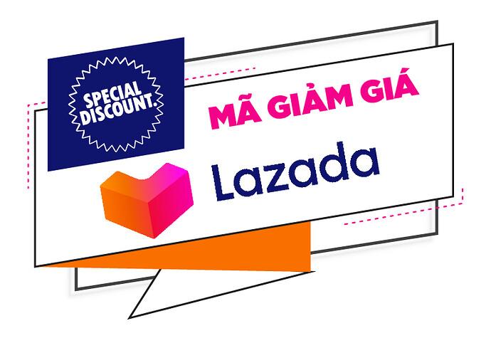 Mã giảm giá Lazada là gì
