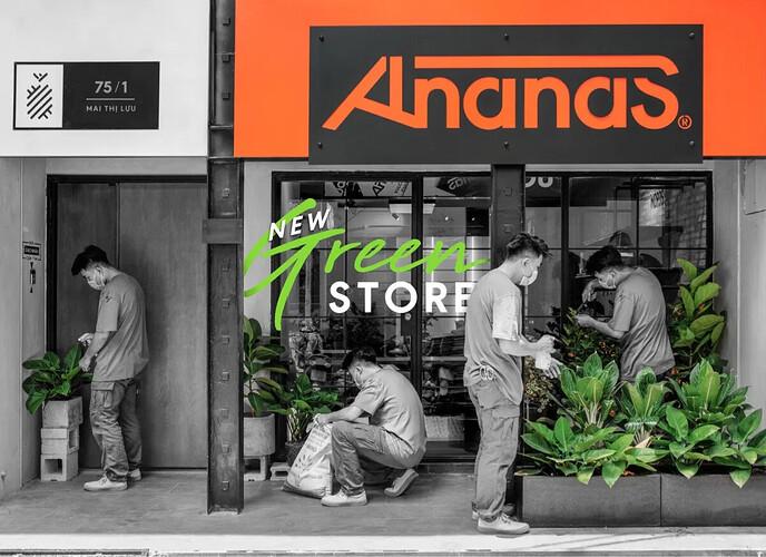 So sánh Ananas so với các thương hiệu khác