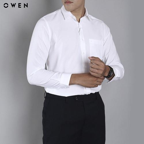 Áo sơ mi nam Owen