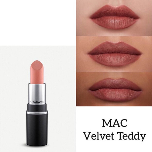 Mac Velvet Teddy