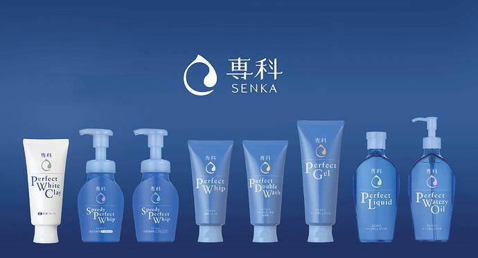 Senka - Thương hiệu chăm sóc da giá bình dân chất lượng cao