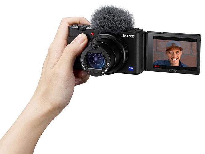 Máy ảnh Sony ZV