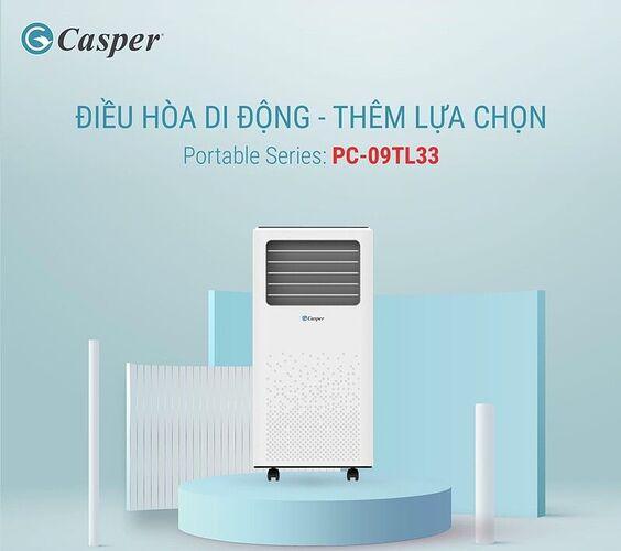 Casper PC09-TL33