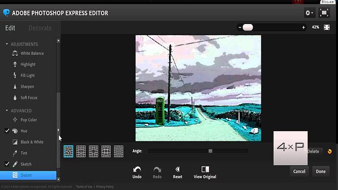 Photoshop Express