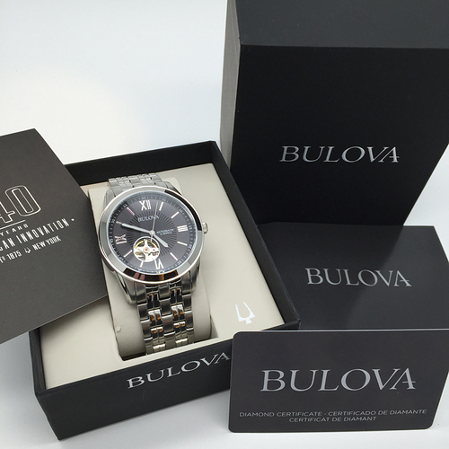 Hộp đựng đồng hồ Bulova
