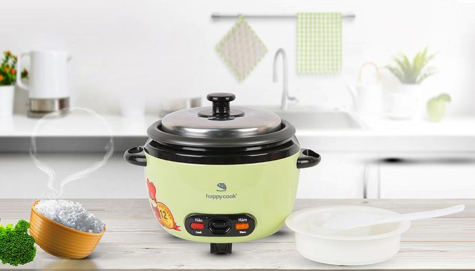 Sản phẩm thương hiệu Happy Cook
