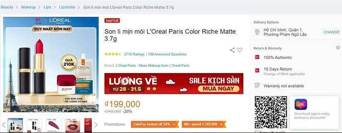 Sale-He-6.6-Lazada-L'Oreal-Pais-5